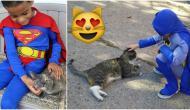 Sie halfen einer streunenden Katze... und bekamen am Nächsten Tag eine Überraschung!