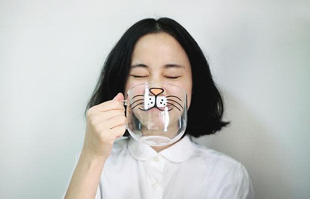Die beste Tasse der Welt
