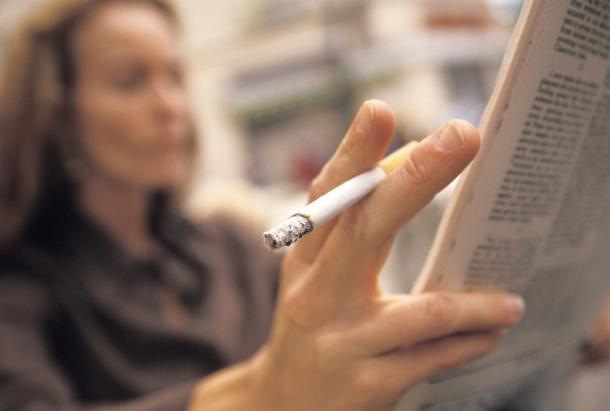 Auch Haustieren rauchen passiv mit